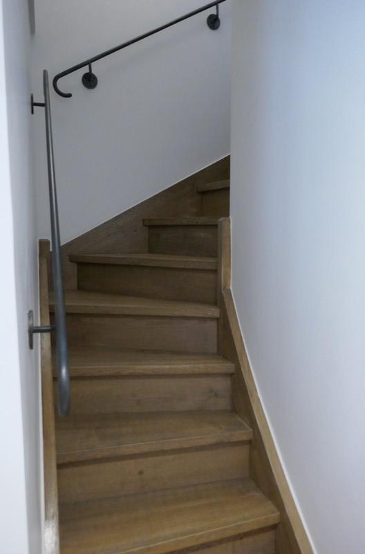 Escalier vers chambre Chamois 2